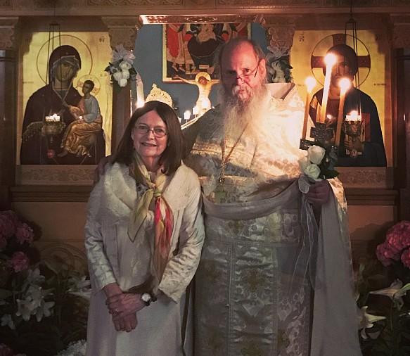Fr. Spyridon and Matushka Xenia