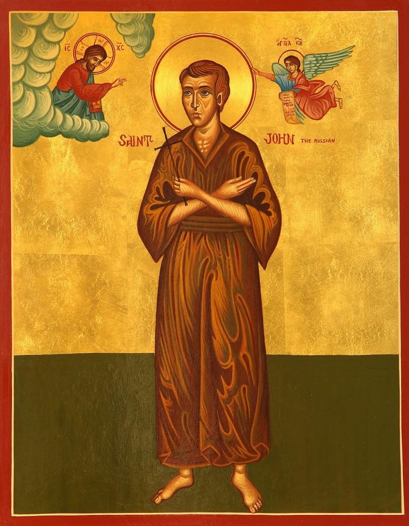 Sunday of St. John Climacus